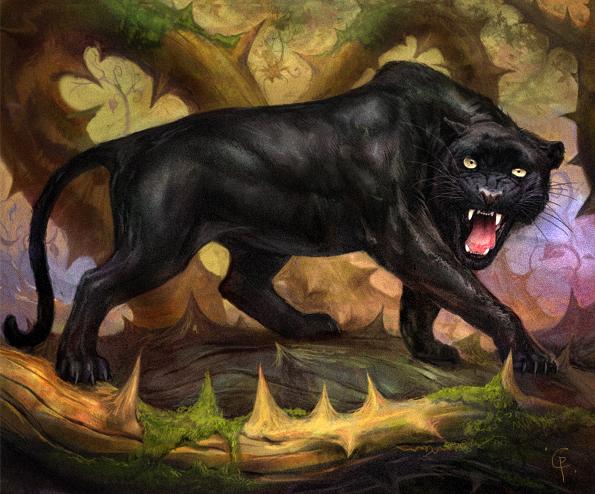 Накаямо Цучико Panther